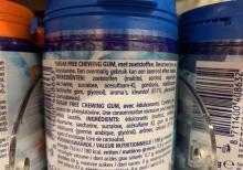 Witte kleurstof E 171 titaandioxide: nieuwe inzichten over voedselveiligheid